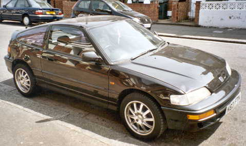 CRX up for sale on 2011